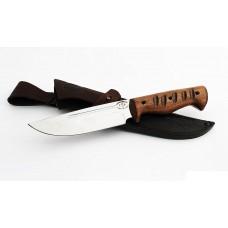 Нож Секач (95х18, дол, береста)