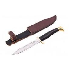 """Нож """"НР-40"""" сталь 95х18; рукоять черный граб"""