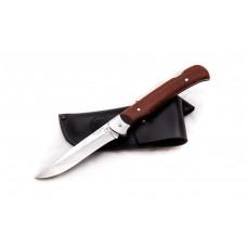 Складной нож Егерь (95х18, сапеле)